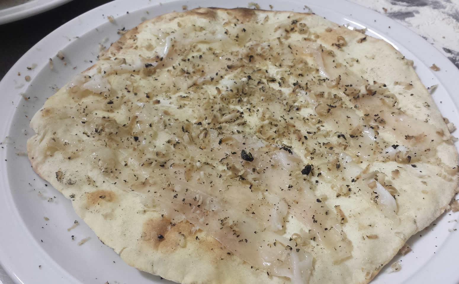 AGRIPIZZA - pizza a Km zero cotta su forno a legna